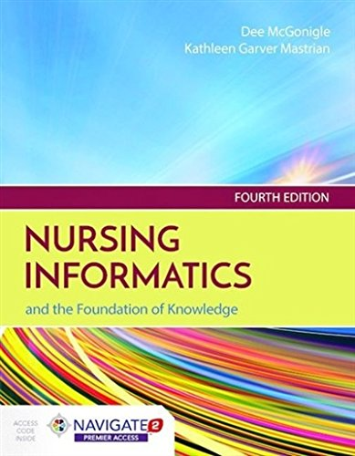 Nursing Informatics and the Foundation of Knowledge cover