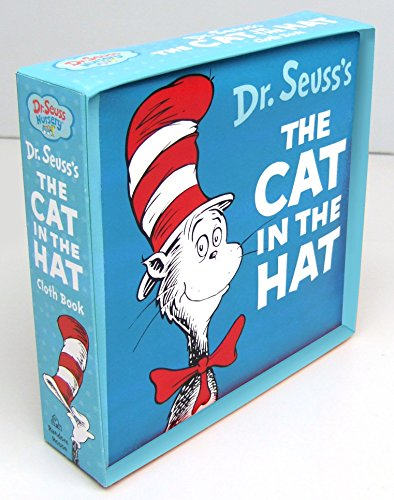 The Cat in the Hat Cloth Book (Bright & Early Cloth Book)