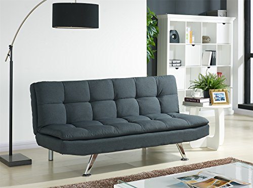 Unmatchable Luxurious Modern Fabric Sofa Bed OR Matching Recliner Chair...