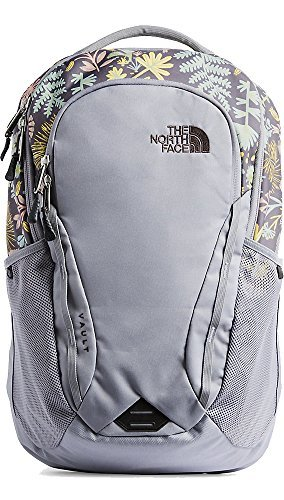 The North Face womens VAULT BACKPACK NF0A3KVA6UK - MID GREY WOODLAND FLORAL PRINT/MID GREY [並行輸入品] B07F4CWTGD