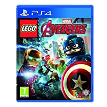 LEGO Marvel Avengers (PS4) by Warner Bros. Interactive Entertainment