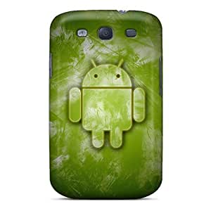 Anti-scratch And Shatterproof Green Android Phone For Case Ipod Touch 4 Cover High Quality PC Case