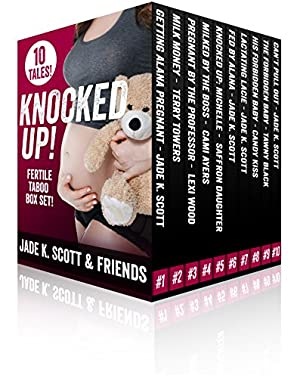 book cover of Knocked Up!: A Fertile Taboo Box Set