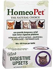 Homeopet 47245 47245 HOMEOPET Feline Digestive Upsets 15ml