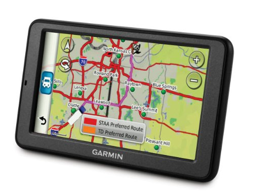 Garmin dezl 560LMT 5-Inch Widescreen Bluetooth Portable Trucking GPS Navigator with Lifetime Map & Traffic Updates