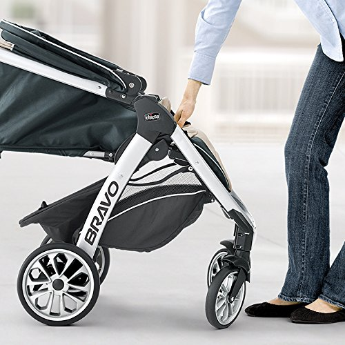 Image of the Chicco Bravo Stroller, Ombra