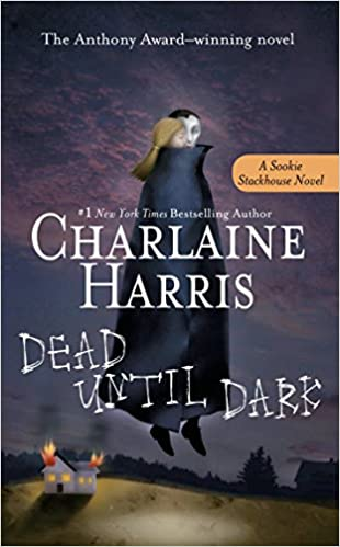 Image result for dead until dark book cover