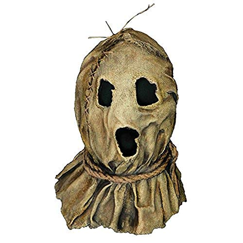Dark Night of the Scarecrow Bubba Halloween Mask -