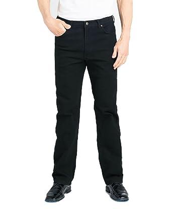 Grand River Jeans Stretch Denim Pants for Men-Black-Cotton Spandex ... d1c8fce4d