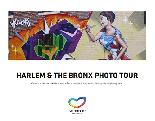 Harlem & The Bronx Photo Tour New York Experience Gift Card NYC - GO DREAM - Sent in a Gift Package (Bronx Stores)