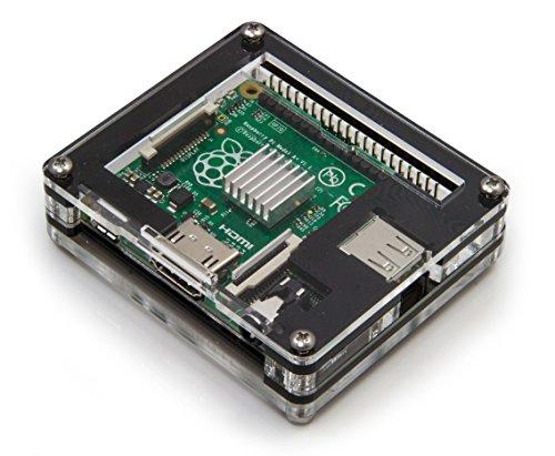 Zebra Case - Raspberry Pi A+