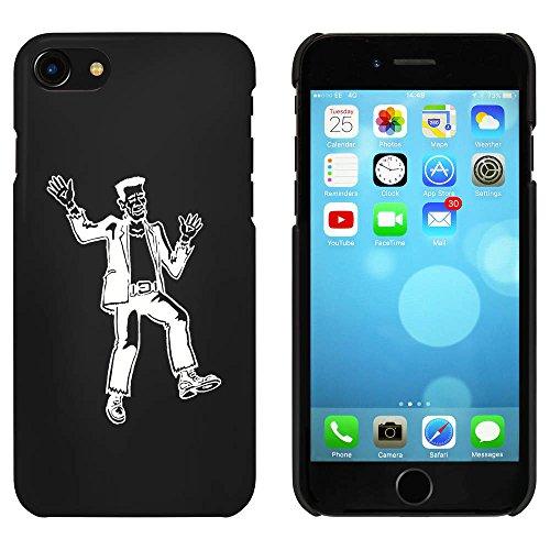Noir 'Monstre de Frankenstein' étui / housse pour iPhone 7 (MC00085326)