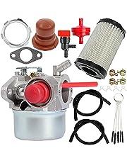 LILOTY Carburetor Kit Compatible with Tecumseh 640339 LEV90 LV148EA LV148XA LV156EA LV156XA 35066