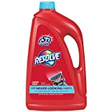 Resolve Carpet Steam Cleaner Solution, Crisp Linen 60 fl oz Bottle, 2X Concentrate (Pack of 2)