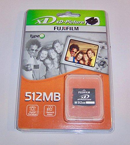SanDisk 512 MB Type M xD-Pictu
