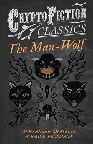 book cover of The Man-Wolf