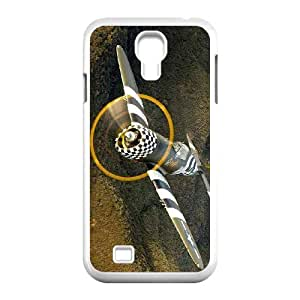 Aircraft Classic Fighter Personalized Cover Case with Hard Shell Protection for SamSung Galaxy S4 I9500 Case lxa#399644