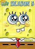 DVD : SpongeBob SquarePants: Season 5, Vol. 1