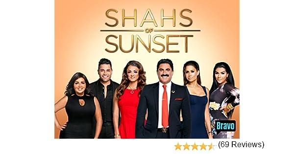 Amazon com: Shahs of Sunset, Season 4: Reza Farahan, Golnesa