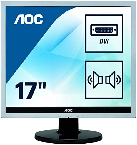 AOC Monitores E719SDA - Monitor de 17