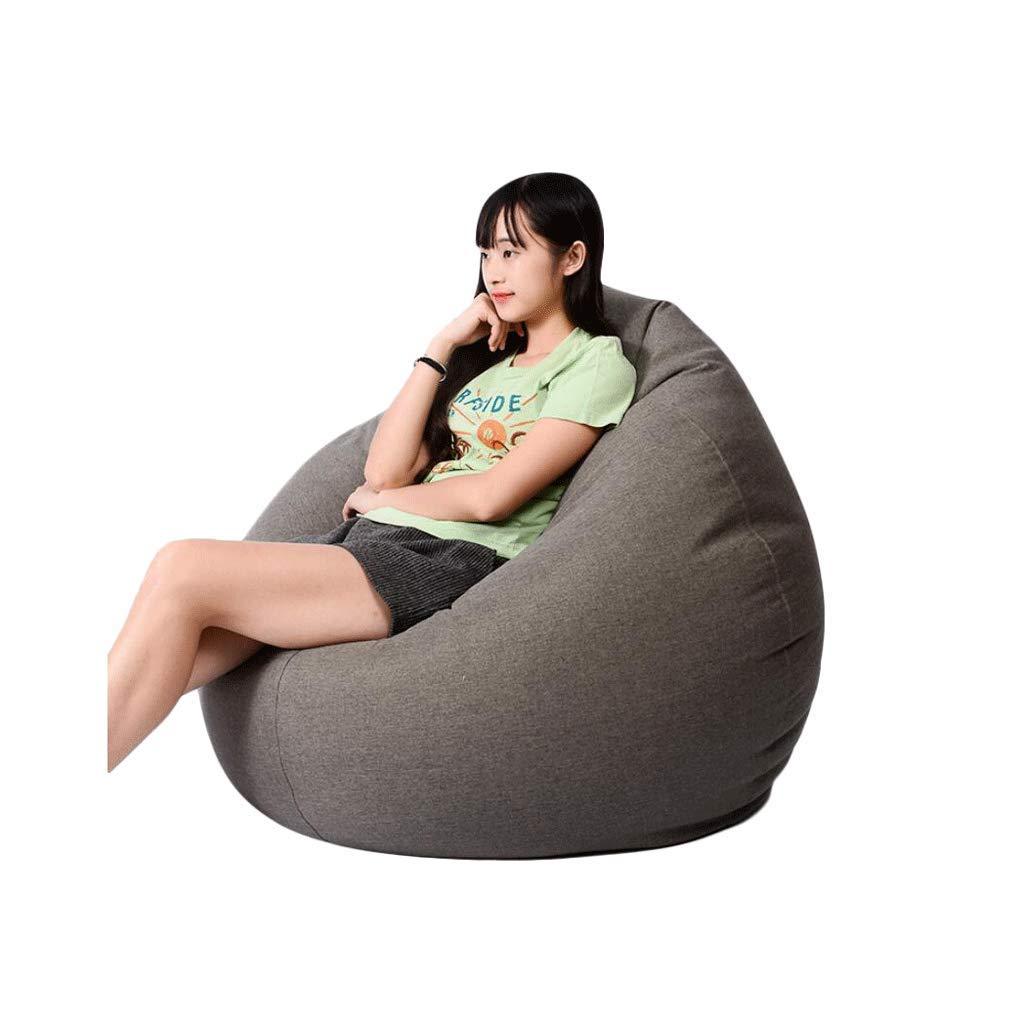 hasta 42% de descuento ZL-Sillón puff sofá Perezoso Bean Bag Single Single Single Bedroom sofá pequeño y Lindo Sofá de beanbag de Tierra Personalizado (Color : C, Tamaño : 75cm)  hasta 60% de descuento