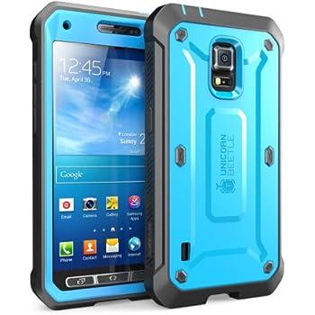 Amazon Com Galaxy S5 Active Case Supcase Unicorn Beetle