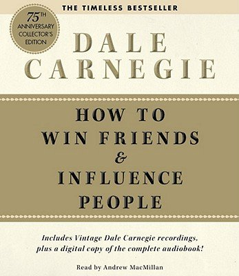 How to Win Friends & Influence People   [HT WIN FRIENDS & INFLUENCE 10D] [Compact Disc] by Simon & Schuster Audio+