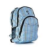 Atmosphere Plaid Backpack