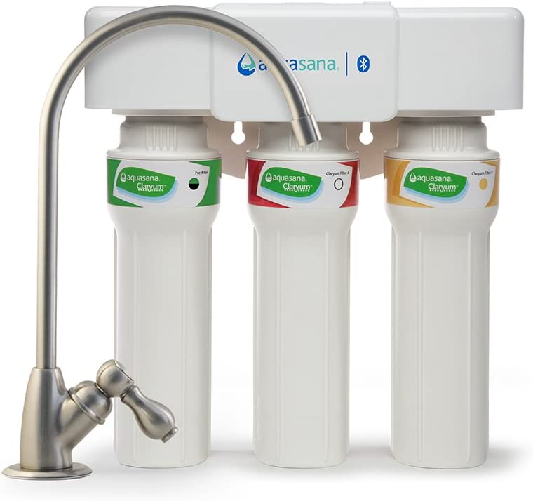 Aquasana AQ-5300+.55 Under Sink Water Filter