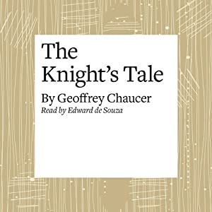 The Canterbury Tales: The Knight's Tale (Modern Verse Translation) Audiobook