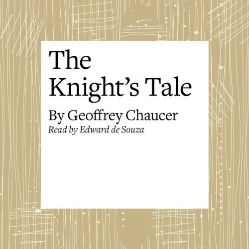 The Canterbury Tales: The Knight's Tale (Modern Verse Translation) Audiobook [Free Download by Trial] thumbnail