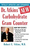 Dr. Atkins  New Carbohydrate Gram Counter