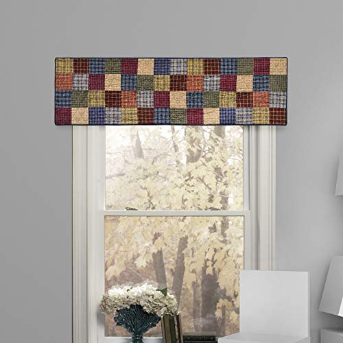 Donna Sharp Lakehouse Quilt Collection Valance/Runner