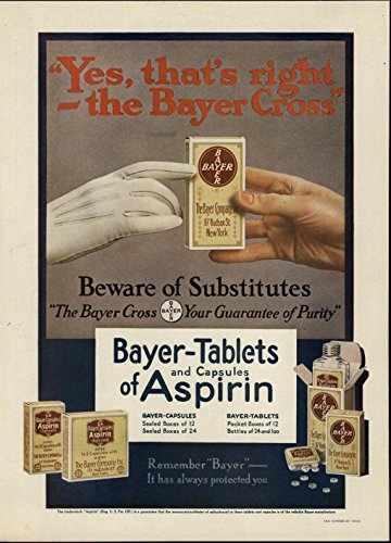 bayer-aspirin-tablets-capsules-fine-scarce-1917-color-ad-print