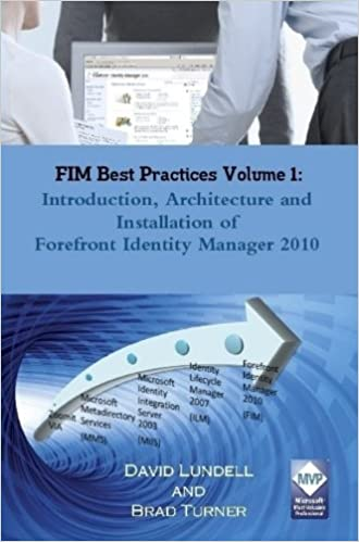 forefront identity manager 2010 book
