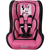 Cadeira para Auto Trio Minnie Mouse Paris, Disney, Rosa, 0 a 25 kg