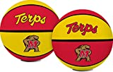 NCAA Maryland Terapins Crossover Full Size Basketball by Rawlings