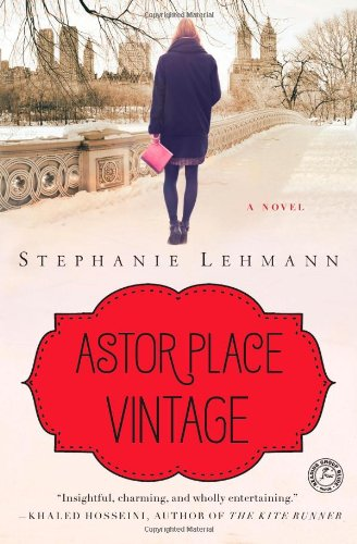 Image of Astor Place Vintage: A Novel