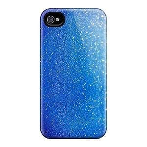 XwSMHYm3677MDdFB White Dash Fashion Tpu 4/4s Case Cover For Iphone