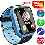 Best Child Locator Watch For Kids - [SIM Card Included] Smart Watch for Kids- GPS Review