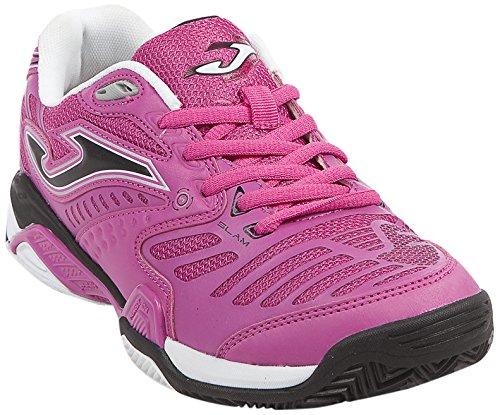 JOMA Slam Lady - Zapatillas para mujer Rosa 513