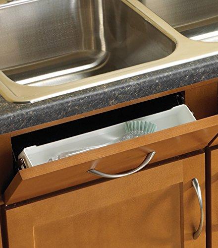 K&A Company Sink Front Storage Tray Kit (Set of 2), 11'' x 3'' x 2'' x 3 lbs, 11 Inch by K&A Company (Image #4)