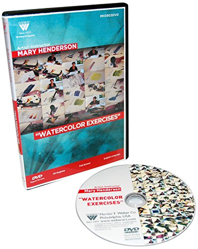 Weber Henderson DVD Watercolor Exercises, 1-Hour Duration ()