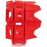 Protección silenciador Rojo