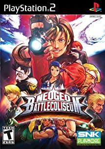 NeoGeo Battle Coliseum - PlayStation 2: Video Games - Amazon com