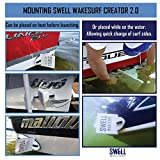 SWELL Wakesurf Creator 2.0 Surfing Wavesurf