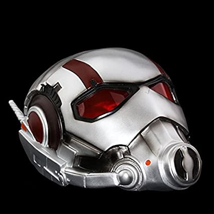 2104 newant-man casco Antman disfraz Ant Man máscara Cosplay Halloween mascaras máscaras Batman Iron