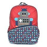 nap mat robot - Little JJ Cole Toddler Backpack, Robot