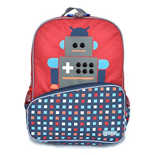 Robot Backpack - Little JJ Cole Toddler Backpack, Robot