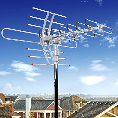 Buy outdoor antennas for rural areas